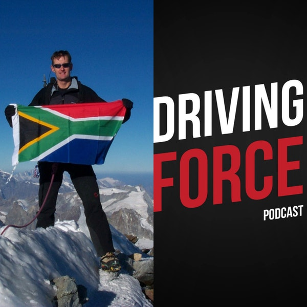 Episode 66: Tony van Marken - Managing Partner of First Ascent Ventures, The Seven Summits Quest, Tech Entrepreneur Image