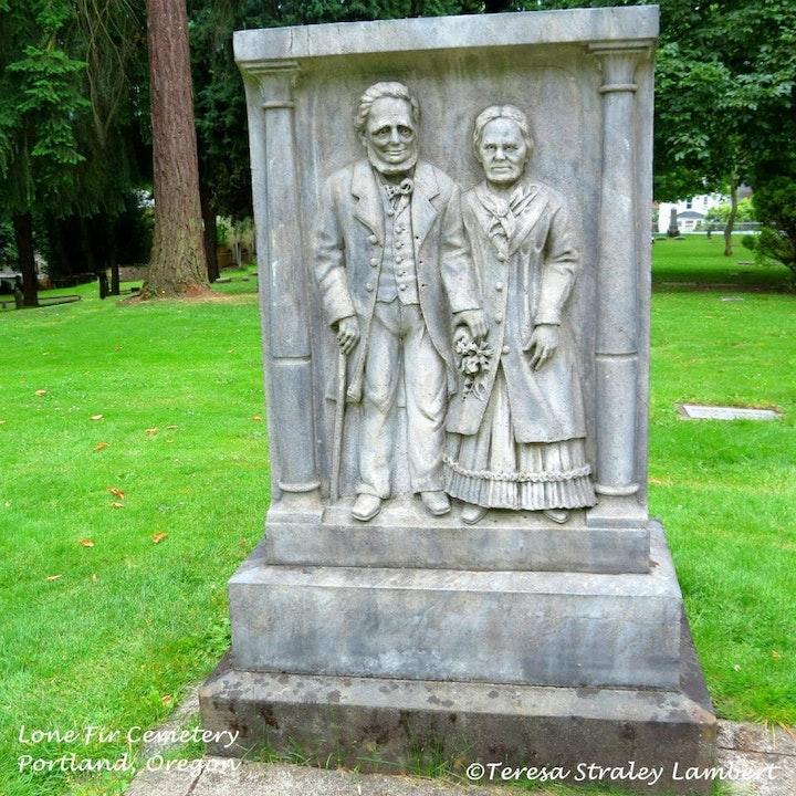 Episode 30 - Lone Fir Cemetery in Portland, Oregon