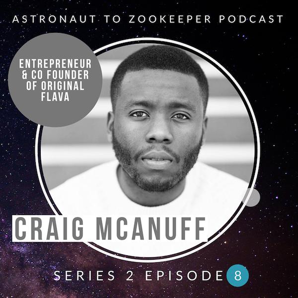 Entrepreneur and CoFounder of Original Flava - Craig McAnuff Image