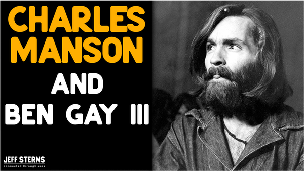 CHARLES MANSON | San Quentin story | Evil Crazy | HOW TO WIN FRIENDS AND INFLUENCE PEOPLE!?! Image