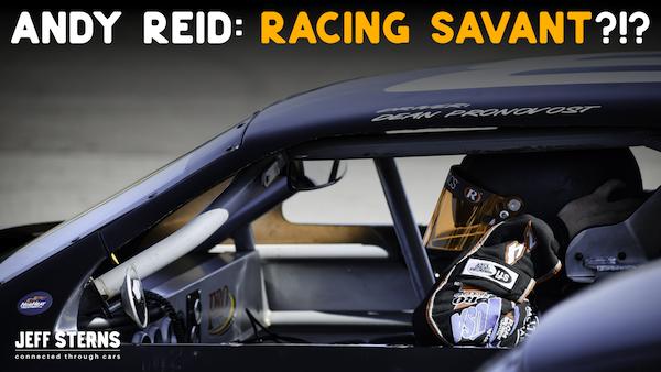 Andy Reid- Racing prodigy!?! Image
