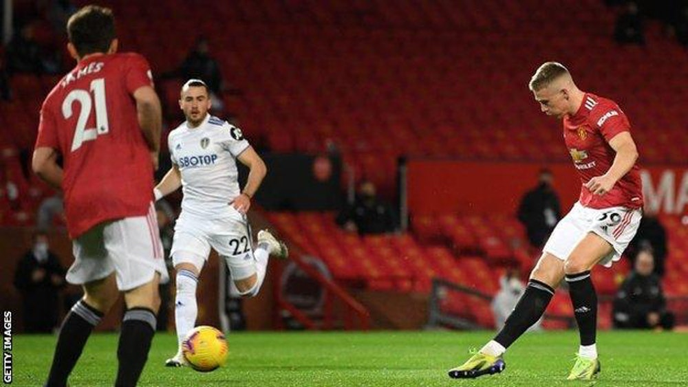 Match Coverage - Manchester United vs Leeds United 20/12/20 - Emma Ashley