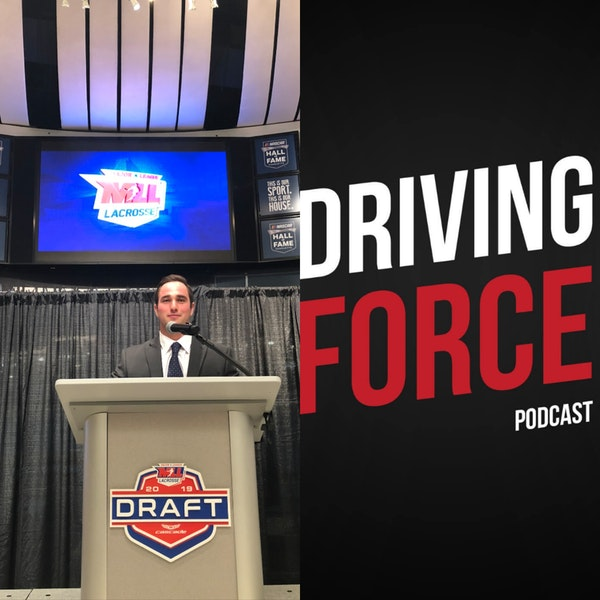 Episode 16: Max Adler - Major League Lacrosse All-Star and Financial Analyst at ESPN Image