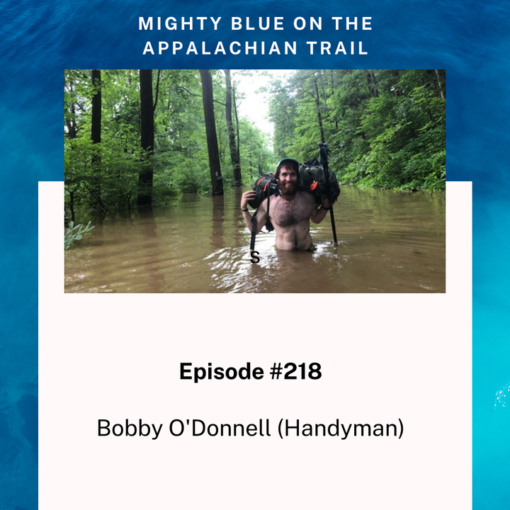 Episode #218 - Bobby O'Donnell (Handyman)