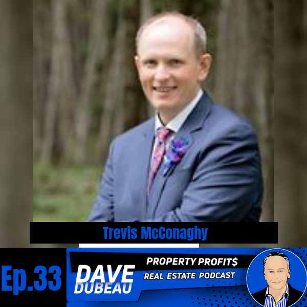 Making BIG Profits in small Town Real Estate with Trevis McConaghy Image