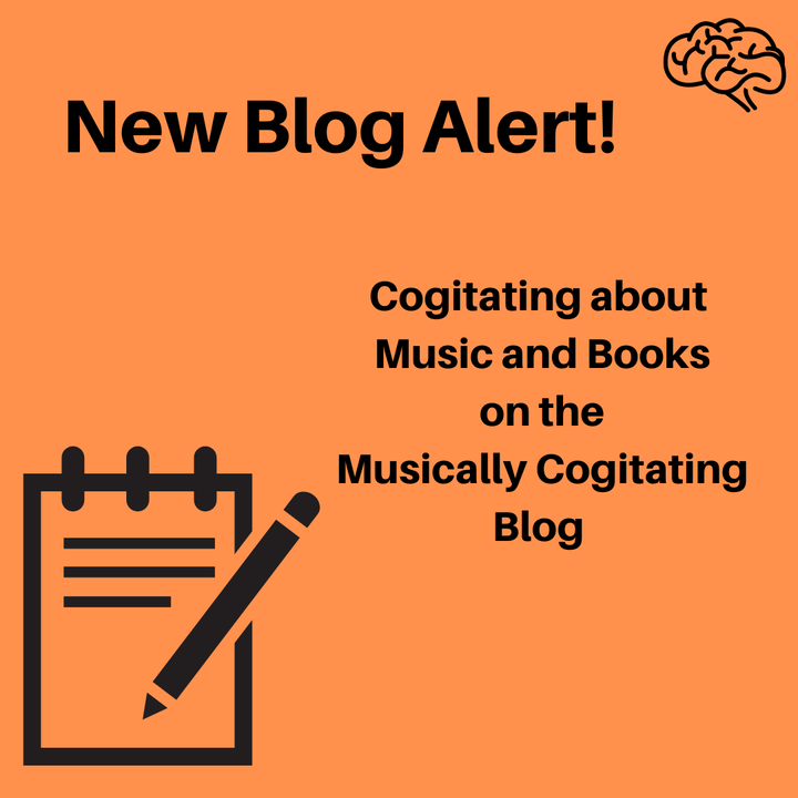 Cogitating about Music and Books
