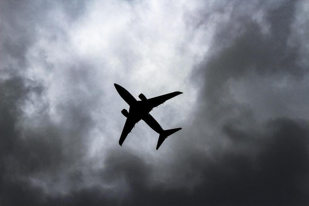 Chaos on a Transatlantic Flight