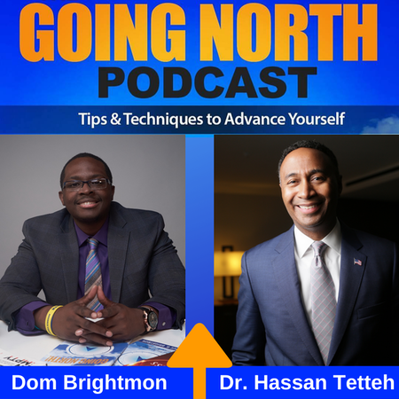 """Ep. 296.5 (Charm City Bonus Episode) – """"The Art of Human Care"""" with Dr. Hassan Tetteh (@doctortetteh) Image"""