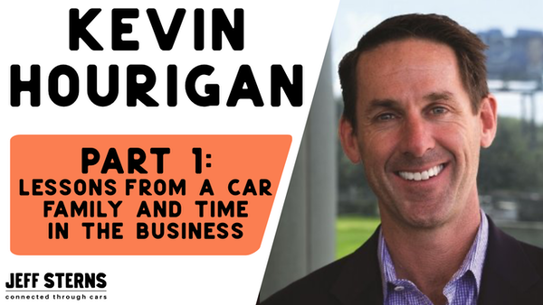 LESSONS FROM A CAR FAMILY AND TIME IN THE BUSINESS/ DOT COM BUBBLE/ CEO OF THE YEAR! Image