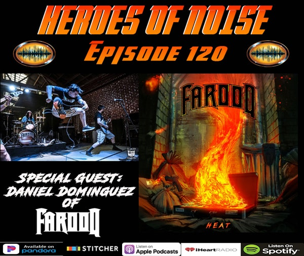 Episode 120 - The Road To Farooq Image