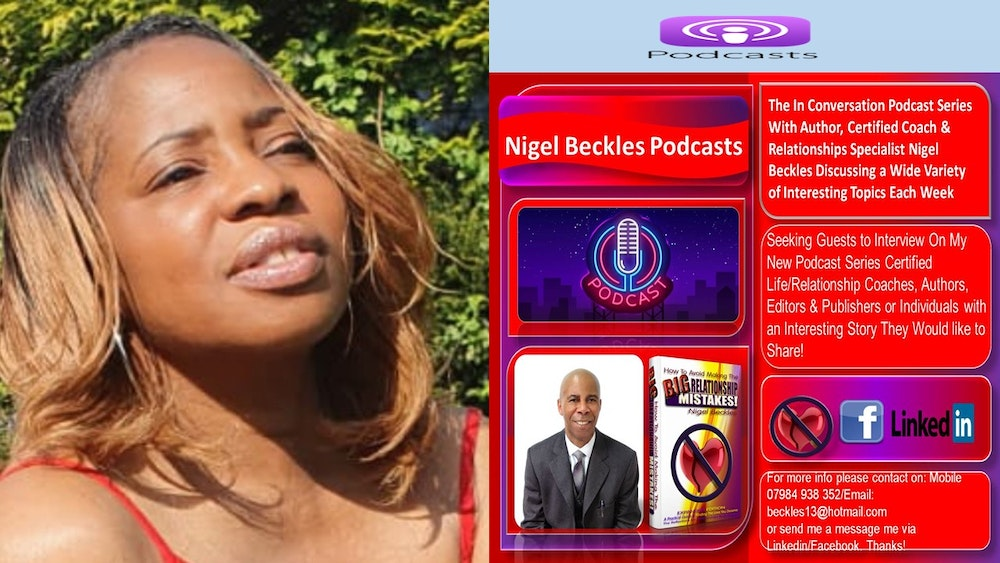 Carol McDermott MBE Author & CEO for the Unlimited You Empowerment Program