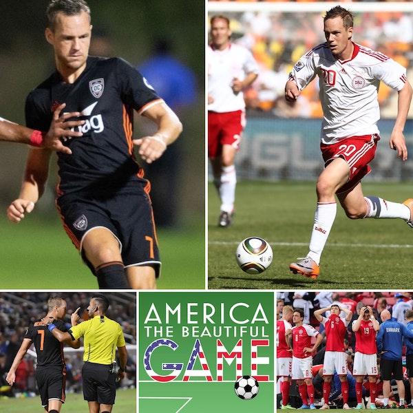 Matchday 13 - Thomas Enevoldsen, Danish international Image