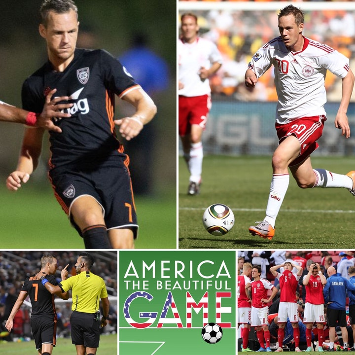 Matchday 13 - Thomas Enevoldsen, Danish international