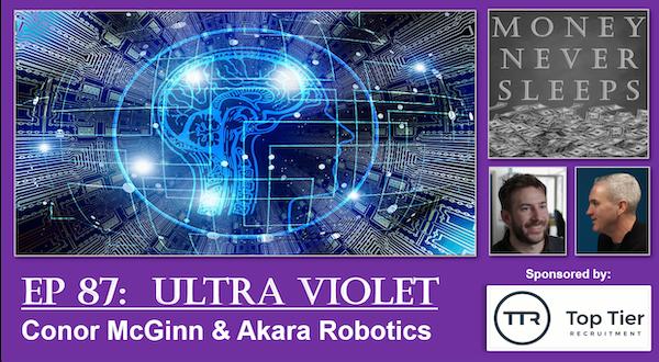 087: Ultra Violet: Conor McGinn & Akara Image