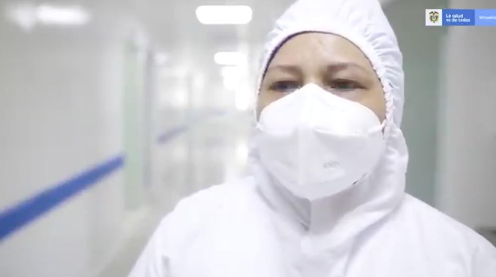 Empieza la vacunación contra el Covid-19 en Colombia