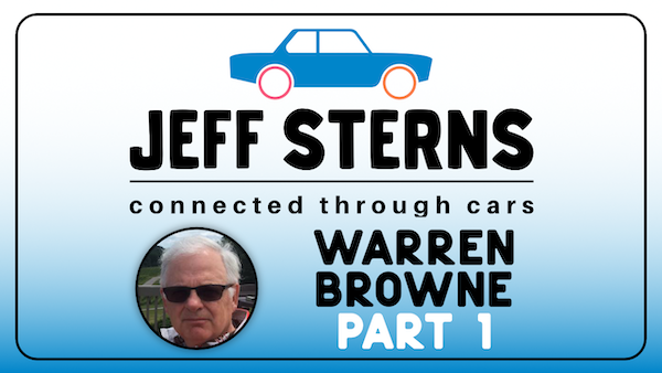 WARREN BROWNE part1: From mail room to executive in Brazil, Poland, Germany and finally, Russia. Image