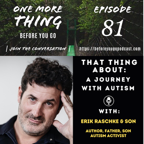 That Thing About a Journey Through Autism