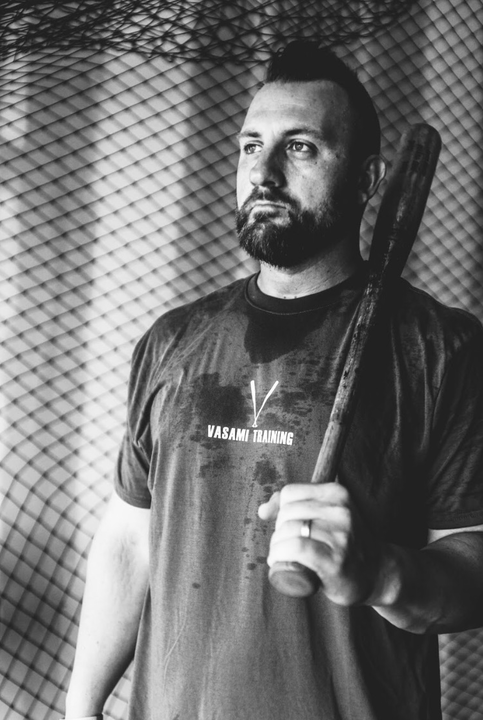 Walking Away from a Pro Baseball Career to Train Players From the Inside Out: Chris Vasami's Journey