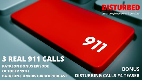 BONUS: Disturbing Calls #4 Teaser