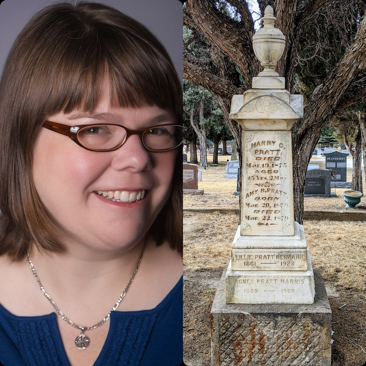 """Episode 20 - Exploring Grover's Corner Cemetery in Act 3 of the Play """"Our Town"""" by Thornton Wilder"""