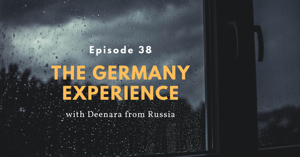 Dealing with depression in Germany (Deenara from Russia) Image