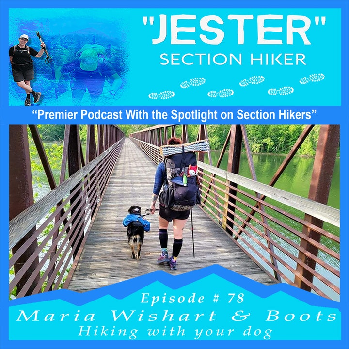 Episode #78 - Maria Wishart & Boots