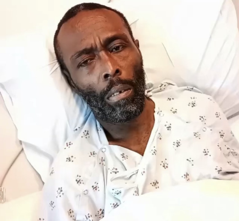Please Keep Black Rob In Your Prayers
