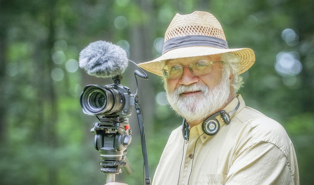 Sony Artisan and filmmaker Bob Krist