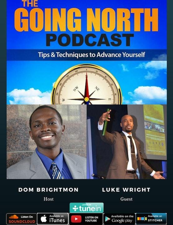 28 - The Wright Thought with Luke Wright (@Lukemotivates) Image