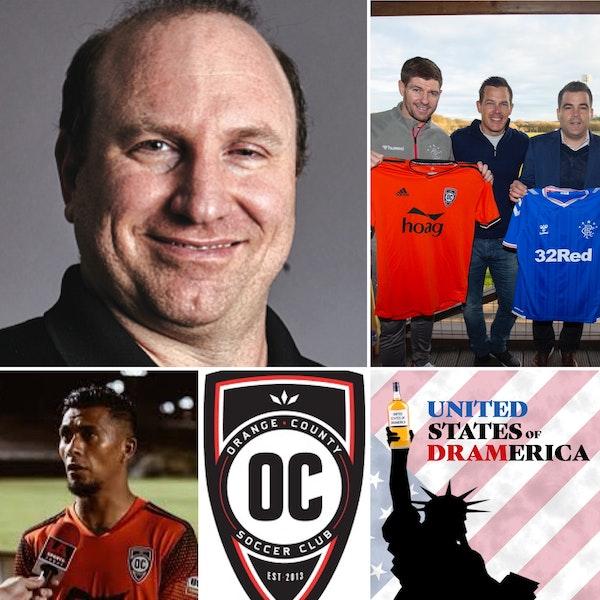 Episode 53 - James Keston, owner of Orange County Soccer Club.