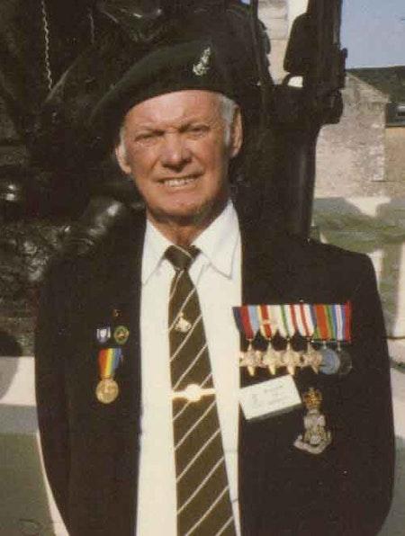 4 Wilf Shaw 1 - WW2 army veteran interview Image