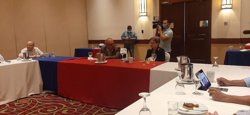 Alianza Ciudadana discute métodos para selección de candidato