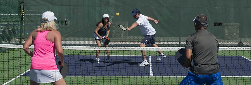 How can Pickleball improve your tennis game?