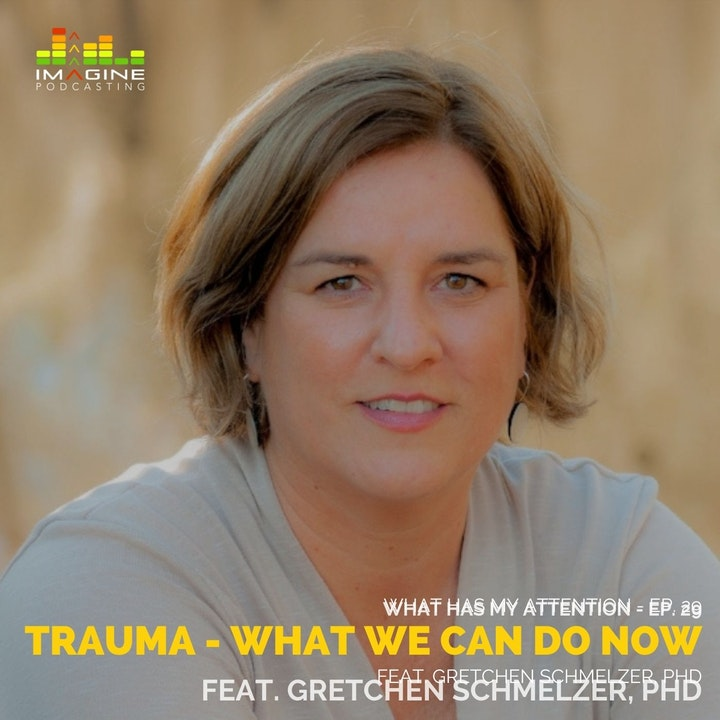 Ep. 29 Women in Strong Leadership: Trauma - What We Can Do Now with Gretchen Schmelzer, PhD
