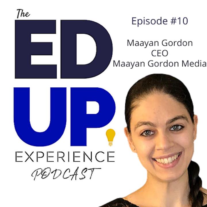 10: Maayan Gordon, CEO, Maayan Gordon Media