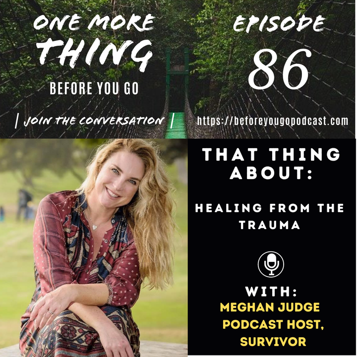 That Thing About Surviving Trauma