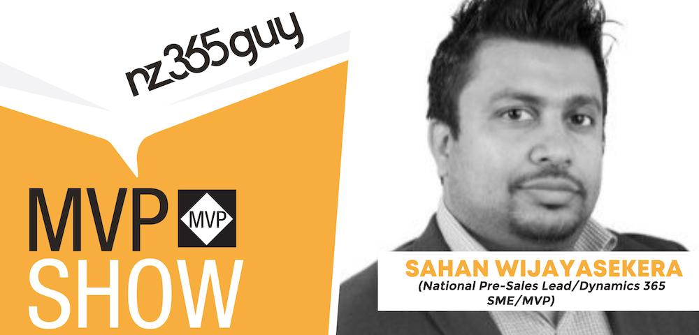 Sahan Wijayasekera on The MVP Show