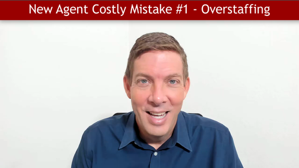 16. Overstaffing - The Costly Danger for Newer or Smaller Insurance Agency Owners