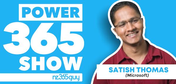 Microsoft's Customer Insights with Satish Thomas