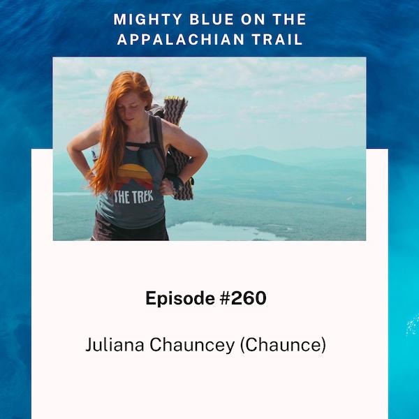 Episode #260 - Juliana Chauncey (Chaunce)