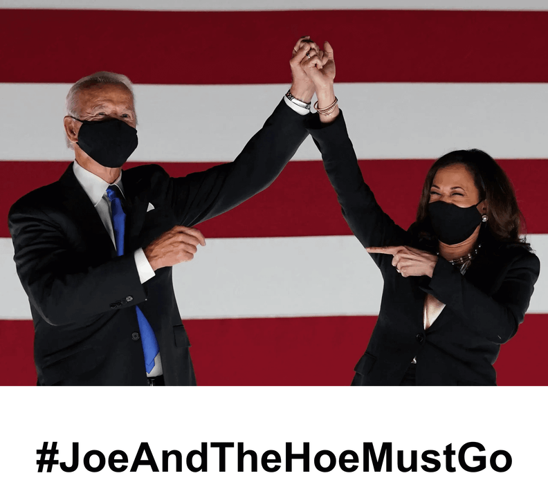 Joe and the Hoe must Go