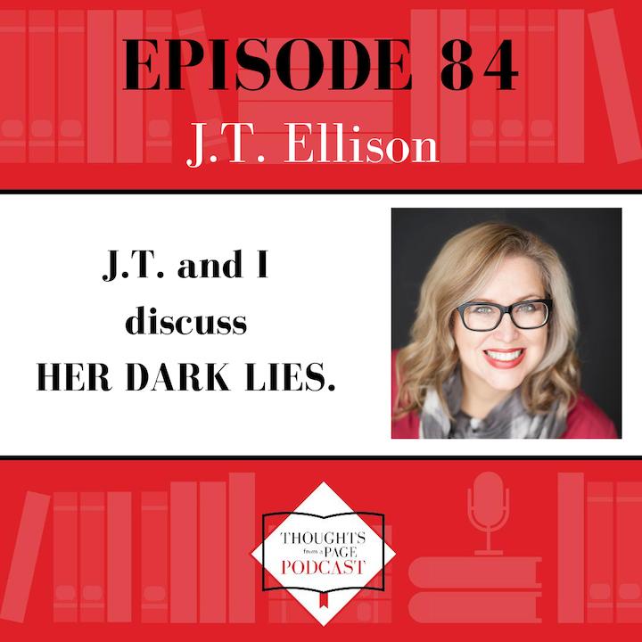 J.T. Ellison - HER DARK LIES