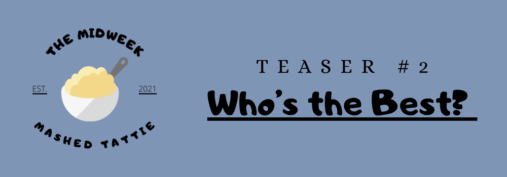 Teaser 2 - Who's the best?