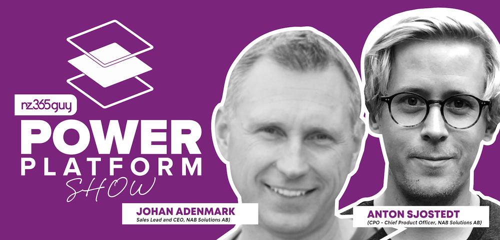 Evolving Business Models for the Microsoft Partner with Anton Sjöstedt and Johan Adenmark