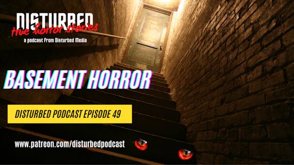 Basement Horror Image