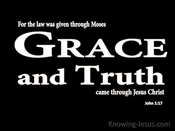 Grace Precedes Truth Image