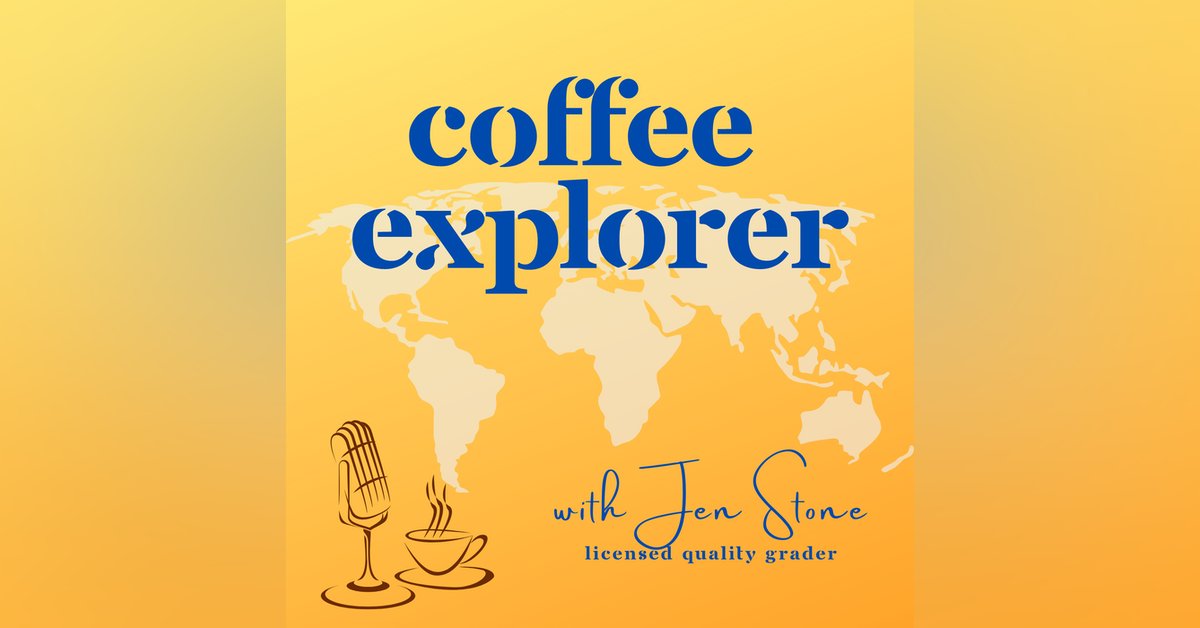 Coffee Explorer Podcast Newsletter Signup