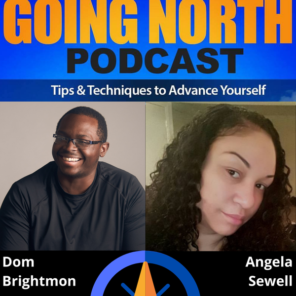 """Ep. 416 – """"From Abuse & Displacement to Triumph"""" with Angela Sewell (@AngelwingsAs)"""