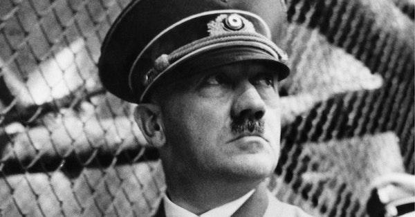 Hitler in Argentina Image