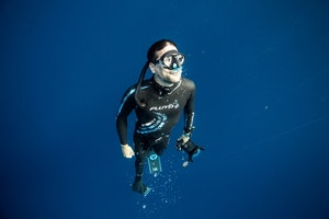 The Deepest Man in Holland: Daan Verhoeven and how freediving opened up an understanding to his late father's legacy